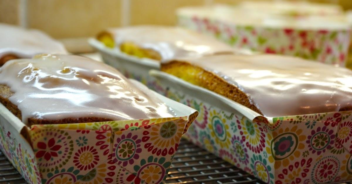 Mennonite Girls Can Cook Lemon Loaf Flash Back Friday