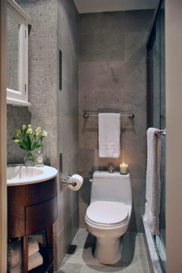 30 Ideas for Small  Bathroom Design Ideas for Home Cozy