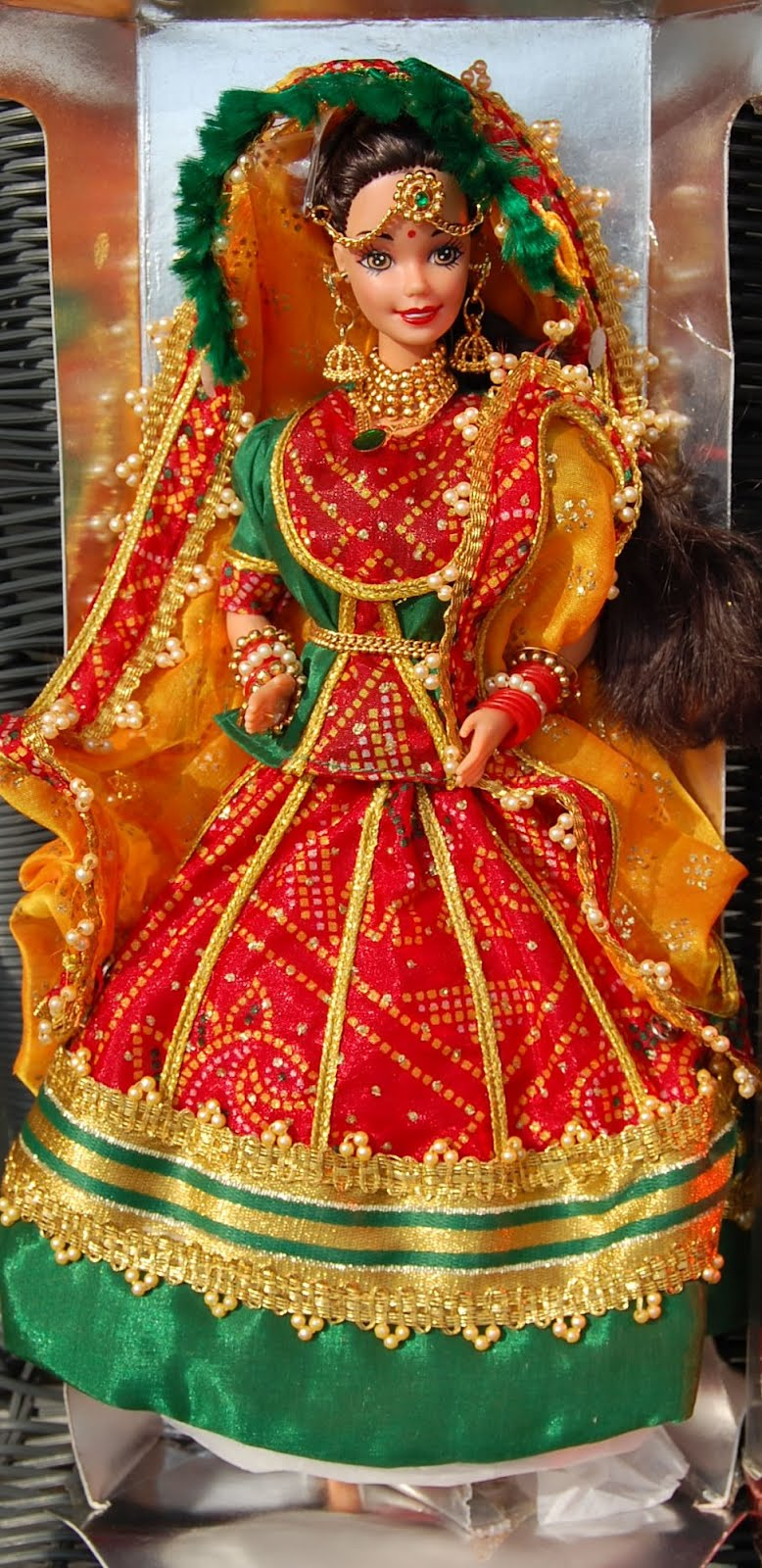 dolls collector club: Barbie Expression of India - poze ...