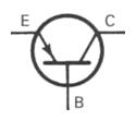 Transistor Symbol - BJT PNP