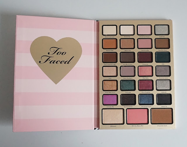 Revue Coffret Boss Lady Too Faced