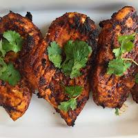 Easy Tex-Mex Grilled Chicken