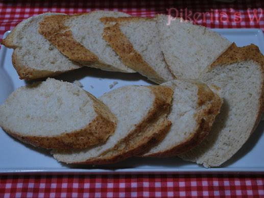 Pan de avena sin gluten