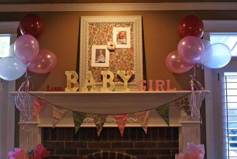 Tune in to Taylor A Baby Shower For Candace