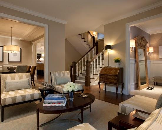Hogares frescos remodelaci n de la sala de estar - Muebles barragan ...