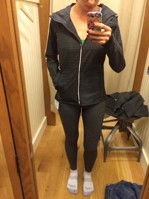 athleta accelerate reflective jacket review