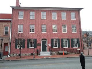 The David Wills House, Gettysburg