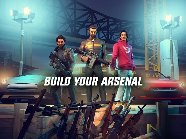 Gangstar New Orleans Full Apk+Data MOD Versi Terbaru