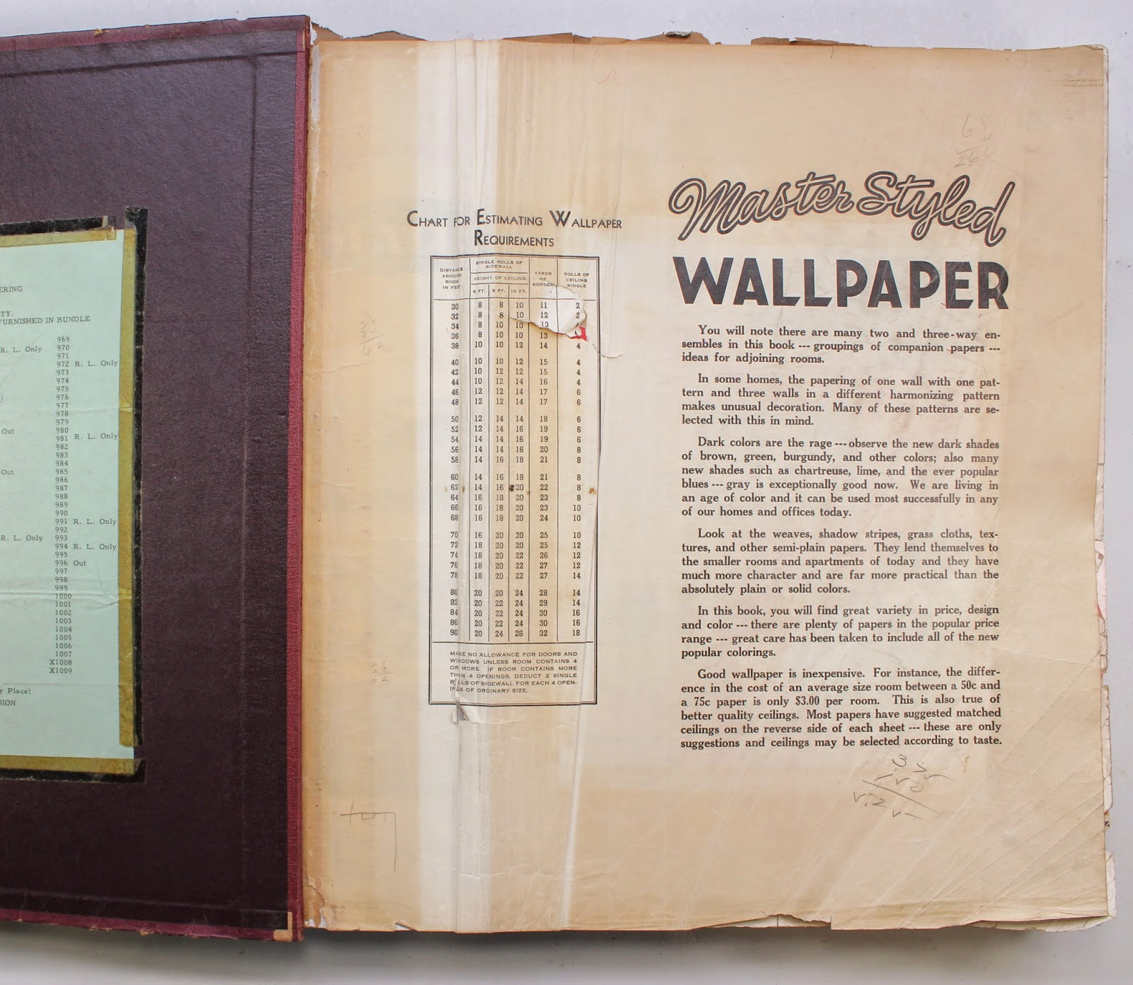 wallpaper sample book - photo #5