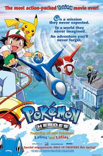 Pokemon The Movie 5: The Guardians of Altomare Latios and Latias (2002) โปเกมอน มูฟวี่ 5: เทพพิทักษ์แห่งนครสายน้ำ