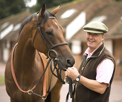 Marcus Tregoning,  Horse Trainer, Horse racing
