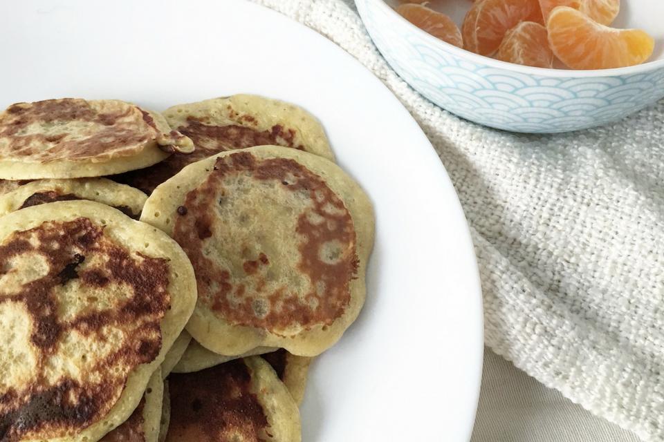 Recette pancakes facile rapide anti gaspillage