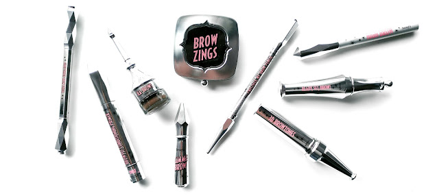 Benefit Cosmetics New Brow Products Reviewed, All Of Benefit Cosmetics New Brow Products