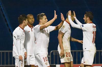 Crónica Dinamo Zagreb 0 - Sevilla FC 1
