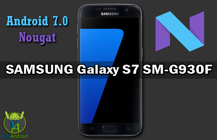 Download G930FXXU1DQB3 | Galaxy S7 SM-G930F
