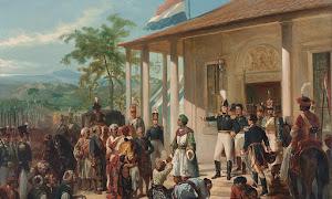 Membandingkan Dua Lukisan Penangkapan Pangeran Diponegoro