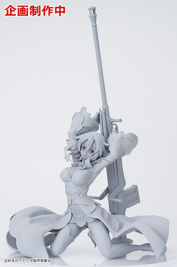 Izetta 1/7 de Shuumatsu no Izetta (GSC)