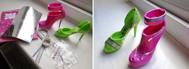 Dream Toys 2013, Crayola Creation Hot Heels, fashion design for children