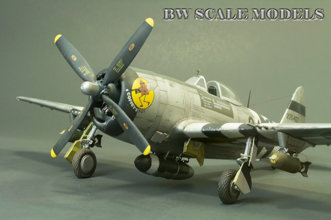 BW Scale Models