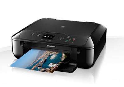 Canon Pixma MG5753 Driver Download