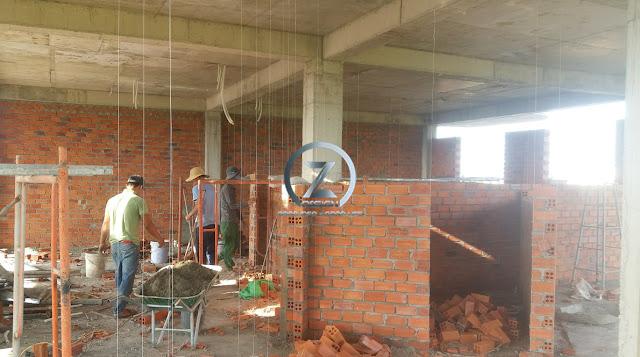 Dự án khách sạn 1 sao của anh Trí - Đồng Nai