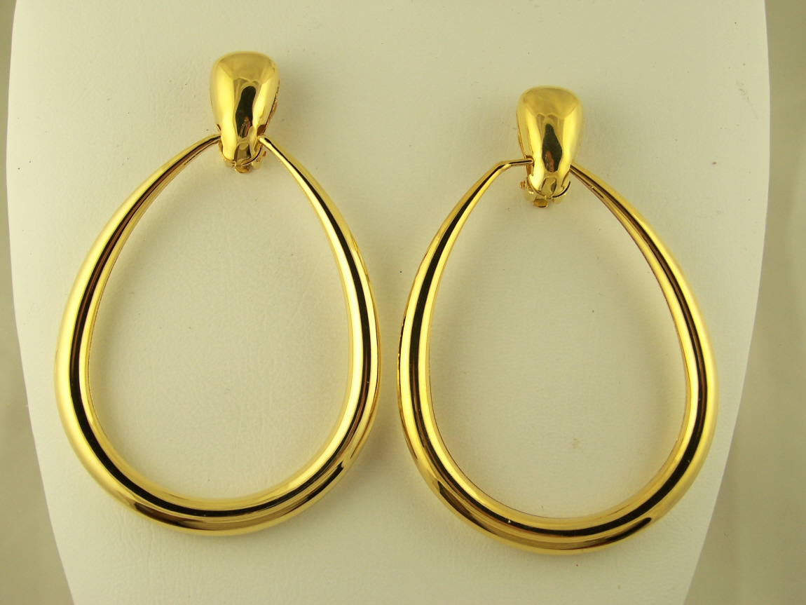 The Clip On Earring Store Stylist: Spotlight On Hoop Clip ...