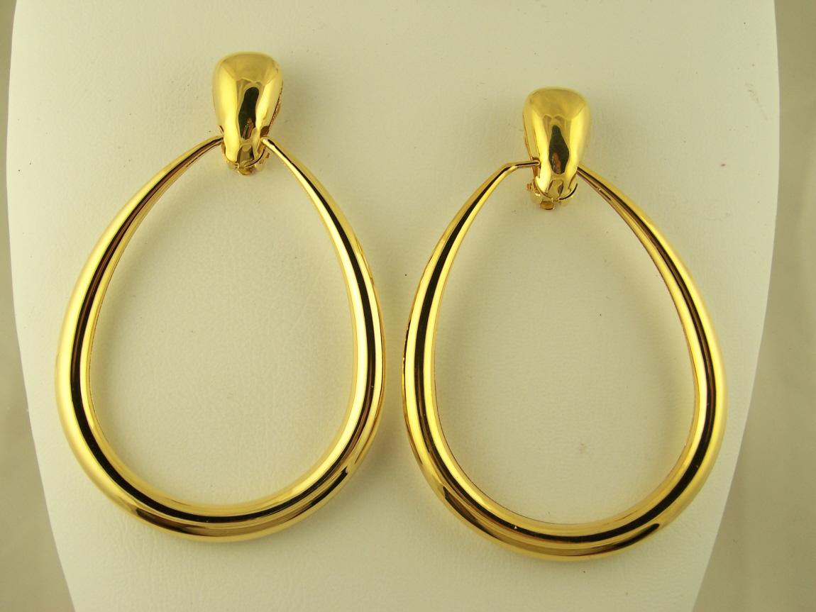 The Clip On Earring Store Stylist: Spotlight On Hoop Clip ...