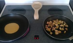 Paleo-Blueberry-Pear-Pancakes