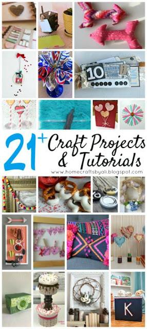 21+ craft tutorials