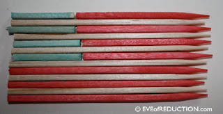 Patriotic Flag Day Kid's Craft