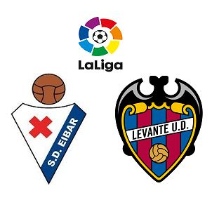Eibar vs Levante match highlights