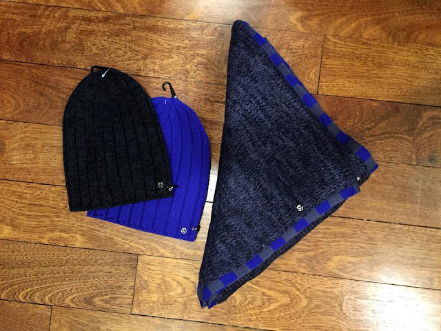 lululemon blissed out  scarf toque