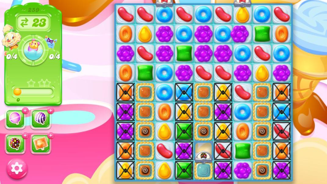 Candy Crush Jelly Saga 259