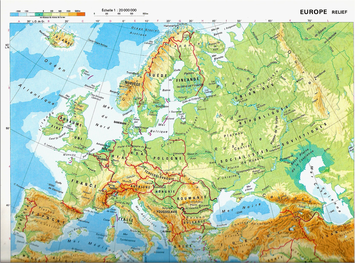 mapa com escala Geografía, Historia y Arte: La escala de los mapas mapa com escala