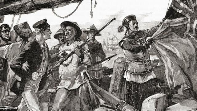 Nước Tàu từ thời chiến tranh Nha phiến 1840 tới nay