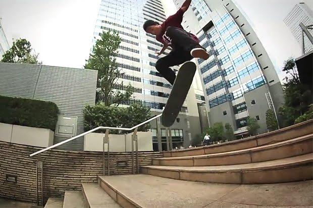 LRG - Skate The Void