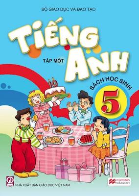 Sách Học Sinh Tiếng Anh Lớp 5