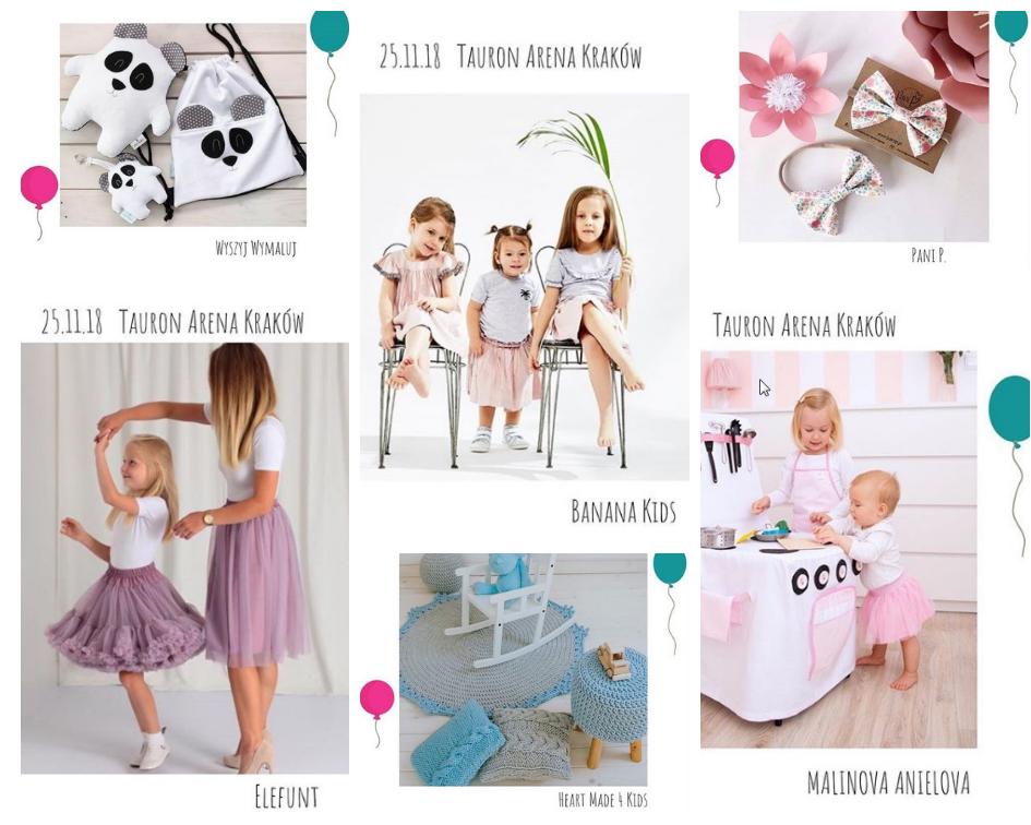 trends 4 kids wystawcy targi dla rodzicow dzieci, moda, zabawki