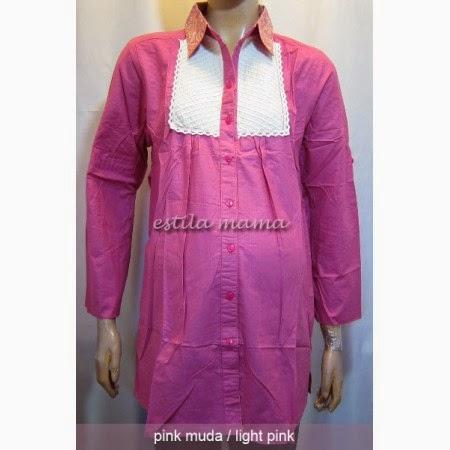 Baju Muslim Gamis Untuk Ibu Hamil