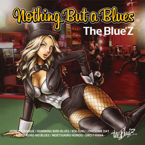 [Album] The Blue'Z – Nothing But a Blues (2015.12.02 /MP3/RAR)
