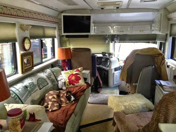 Used Rvs 1969 Eagle Bus Conversion For Sale By Owner