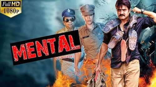 Mental 2017 Hindi Dubbed 720p HDRip x264