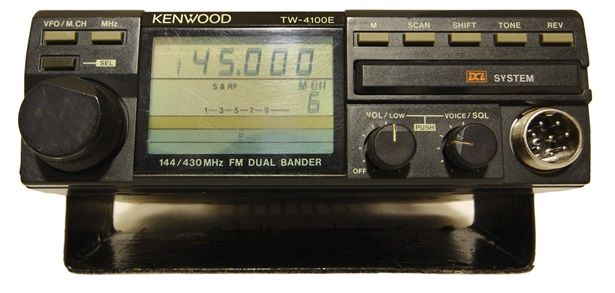 Kenwood TW-4100E Priority Watch