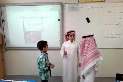 Contoh Percakapan Bahasa Arab Tentang Peralatan Sekolah dan Kelas