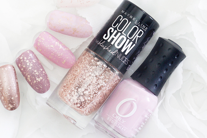 #ManiMonday: Maybelline ColorShow Nail Topper «450 Crushed Petals»