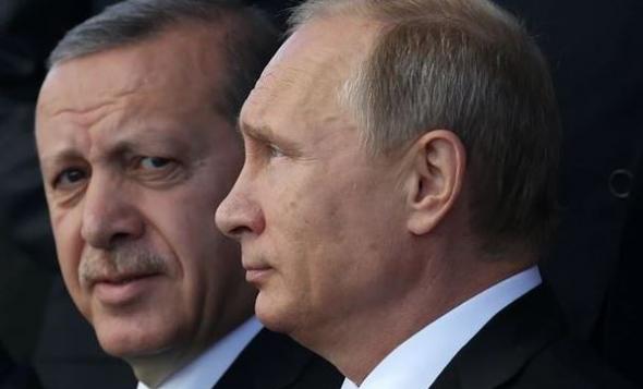 Οι ρώσοι έσωσαν τον Ερντογάν;