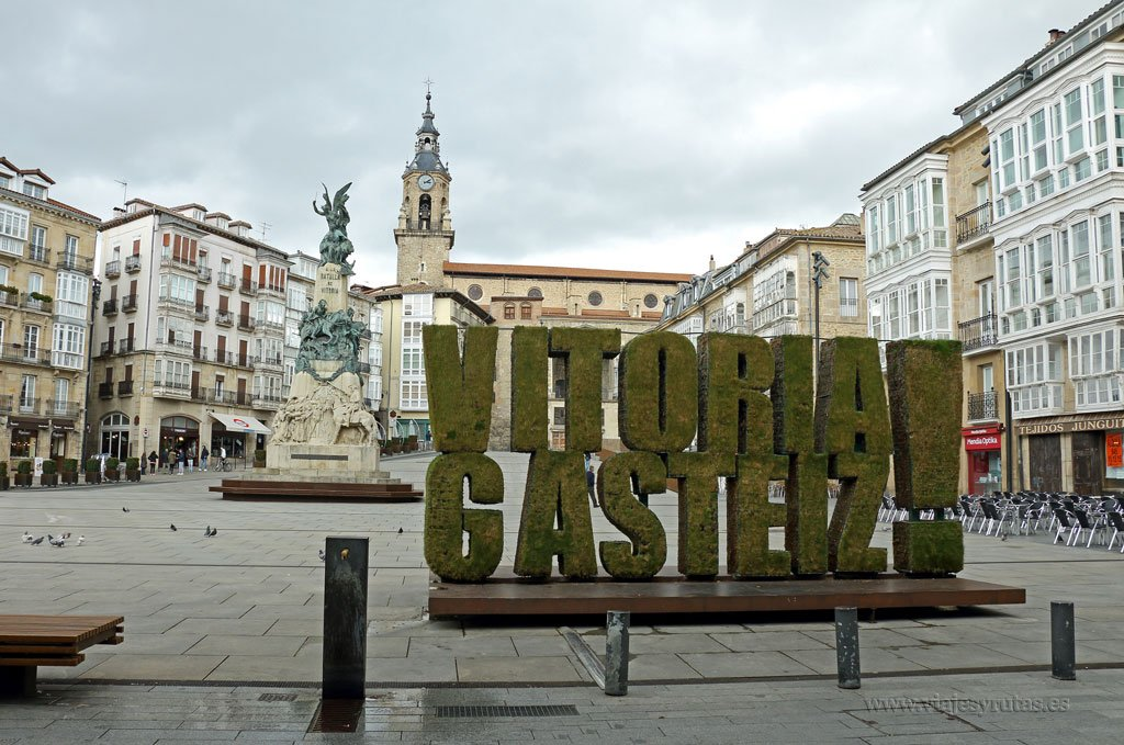 Vitoria-Gasteiz, capital Verde Europea