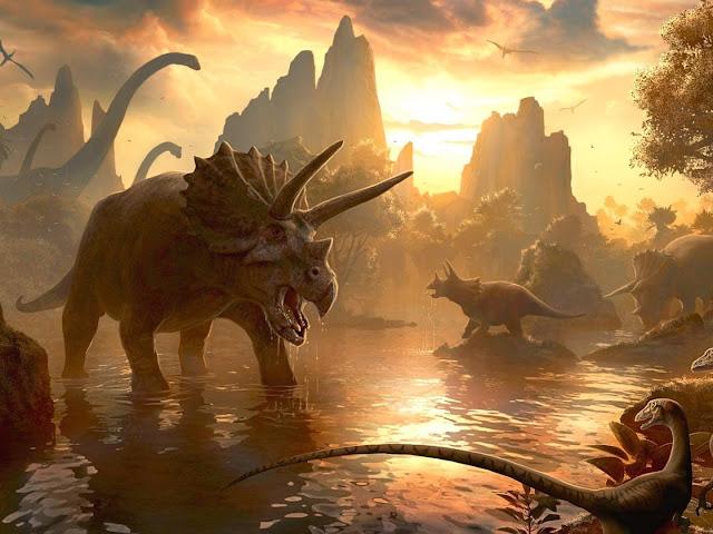 Gran Documental de Dinosaurios - Depredadores Prehistóricos