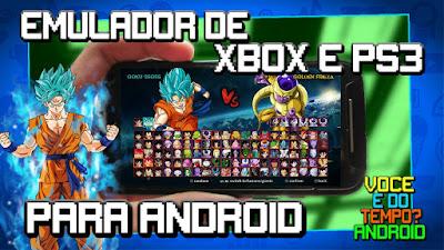 Emulador de Xbox e PS3 Para Android-Gloud Games