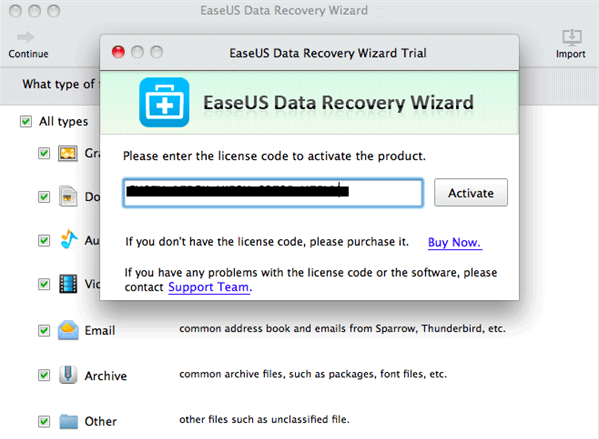 easy data recovery 11.8 crack